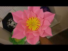 Flor Gigante 2 - YouTube