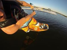 WATER SPORTS | WAKEBOARDING | FUGU | LEARN LIFE
