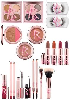 Never been much of a Rihanna fan but I'm dying to get my hands on her Fall collection of RiRi Hearts MAC!