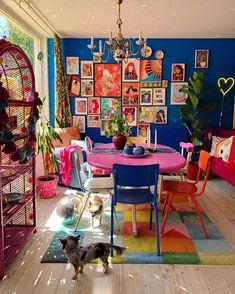 Estilo Tropical, Pretty Room, Room Goals, Dream Apartment, Aesthetic Room Decor, My New Room, House Rooms, Colorful Interiors, Room Inspiration