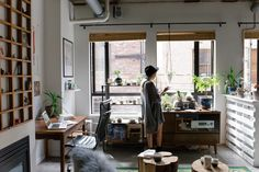 Bohemian Loft Living in Portland – Alder
