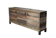 """Living Spaces. Tahoe Sideboard - Signature. 80""""W x 18""""D x 34""""H. $1095"""