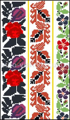 Embroidery Patterns, Quilts, Motifs, Cards, Hand Embroidery, Dots, Flowers, Embroidery, Needlepoint Patterns