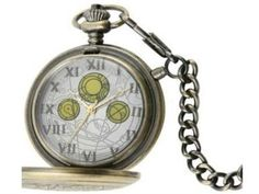 Doctor Who - The Master's Fob Watch (Pocket Watch): Watches: Amazon.com