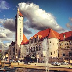 Saint Louis Arch, St Louis Mo, St Louis Downtown, St Louis Union Station, What A Beautiful World, Oscar, Historical Photos, Missouri, Scenery
