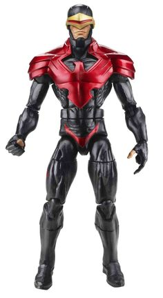 "Next Wave Of Hasbro's Action Figures Include ""Phoenix Five"" Cyclops, Scarlet Spider And More"
