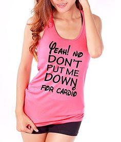 Workoutclothing Women's Yeah Don't Put Me Down Fitness Workout Tank Tops Gym Clothes Large Pink workoutclothing http://www.amazon.com/dp/B00OJDB8DC/ref=cm_sw_r_pi_dp_2stDub139EH5Y