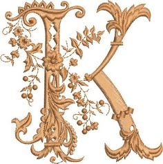 Grand Sewing Embroidery Designs At Home Ideas. Beauteous Finished Sewing Embroidery Designs At Home Ideas. Embroidery Letters, Embroidery Fonts, Crewel Embroidery, Vintage Embroidery, Ribbon Embroidery, Embroidery Ideas, Embroidery Jewelry, Machine Embroidery Projects, Alphabet