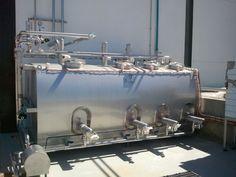 C.I.P Compacta 4x3.500 litros Calentamiento en impulsión