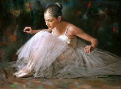 30 Most Amazing and Beautiful Oil Paintings You'll Love