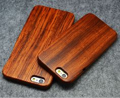 Iphone 6 plus Wood Shell Apple 6 Generation Mobile Phone