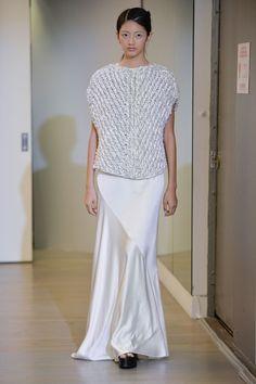 Victor Alfaro at New York Fashion Week Spring 2016