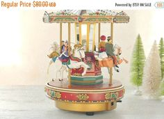 Time goes Around Christmas shopping is NOW by Dee on Etsy