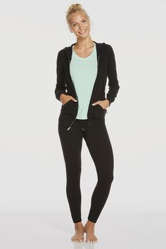 cute outfit! although i might prefer dusk or cascade for the top, over the default glacier... #fabletics #WishItSweeps