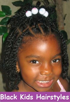 Phenomenal Cute Toddler Hairstyles Black Little Girls And Toddler Hairstyles Short Hairstyles For Black Women Fulllsitofus