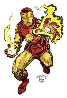 Iron Man photo 757568-iron_man_classic_color_super.jpg