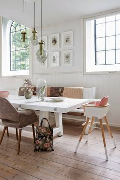 Fabulous Feminine Scandinvian Style In A Dutch Remodelled Church