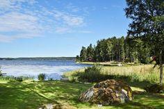 Utsikten över Harefjorden