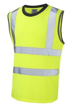 6XL Yellow 5XL 4XL LEO Mens Hi Vis Full Zip Hooded Sweatshirt Reflective Safety 3XL