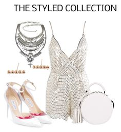 """Summer 2016 Trends"" by reader-fashion-lover ❤ liked on Polyvore featuring Jimmy Choo"