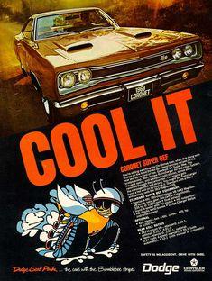 ... advertisements and literature dodge 1969 dodge super bee advertisement