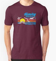 Amity Island by superiorgraphix