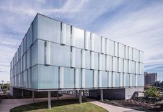 Instituto Nacional de Biotecnología / Chyutin Architects © Amit Geron