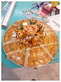Indian Wedding Trousseau Gift Packing