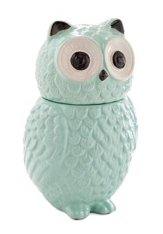 Hoot Wants a Cookie? Canister