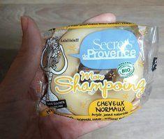 Découverte du shampoing solide avec ma box Belle au Naturel de juin