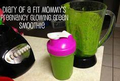 Diary of a Fit Mommy: Diary of a Fit Mommy's Pregnancy Smoothie