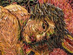 colombiano Federico Uribe - Moldurarte Galeria: Arte Contemporânea: 10 tipos de obras de arte com materiais…