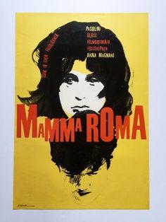 Mamma Roma movie poster : Lot 36