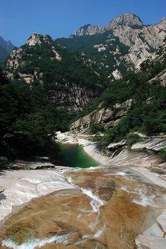 Geumgangsan, Korea