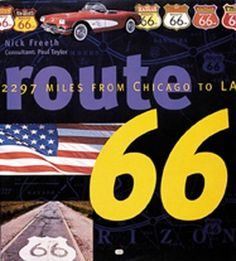 route66 travel book