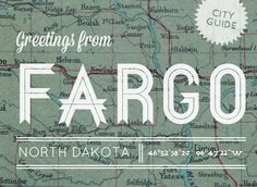 City Guide: Fargo #cityguide #northdakota #fargo @Katie Carlson