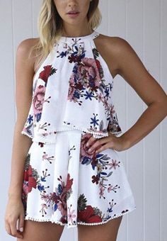 Cute Easy to Wear Outfits for Women: Rompers, Playsuits & Summer Outfits, Casual Outfits, Cute Outfits, Fashion Outfits, Womens Fashion, Fashion Trends, Latest Fashion, Summer Clothes, Rompers Women