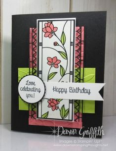 Graceful Glass Vellum; Card Sketch #30 - Dawn's Stamping Thoughts
