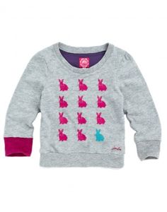 Joules Girls' Squeaky Sweatshirt