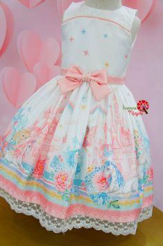 Apron, 1, Summer Dresses, Fashion, Party Dress, Kids Part, Kids Fashion, 4 Years, Little Girls