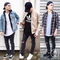 Mens Fashion Guide — via Instagram http://ift.tt/24RxHnL