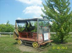 An Old Gas Car on display in Bracebridge Ontario, Baby Strollers, Display, Children, Car, Baby Prams, Floor Space, Young Children, Boys