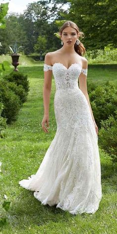 51 Beach Wedding Dresses ♥ In general, the choice of beach wedding dresses is endless. Such a romantic type wedding is much deserving of a simple sexy wedding dress. #wedding #bride #weddingdress