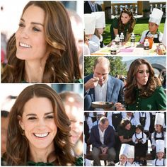 After Visiting the Okanagan campus at the university of British Columbia, The Duke & Duchess took part in the taste of British Columbia festival at mission hill winery, The region is known for its world class wine & cheese which the Duke and Duchess sampled, they also met with young people who are interested in having careers in the food and agricultural industries. #KateMiddleton #TheDuchessOfCambridge