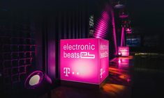 We felt the beat … the Electronic Beat(s)!