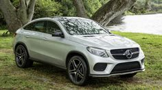 Mercedes GLE Coupe to feature in Jurassic World