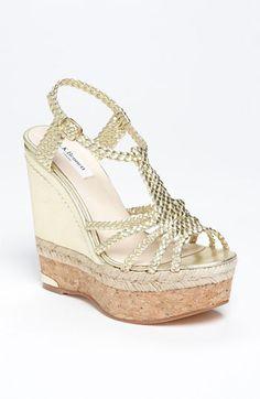 L.K. Bennett 'Aqunia' Sandal available at #Nordstrom