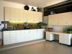 Custom Garage Cabinets And Storage By Cly Closets