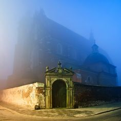 Photograph Corpus Christi Church in Kracow - Poland - by Kuba Wierzchowski on 500px