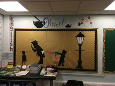 Oliver Twist Display